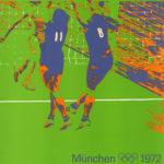 Olympia 1972 Originalplakat von der Olympiade in München