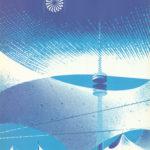 Rarität aus der Olympiade in München im Jahr 1972 des Motivs Zeltdach