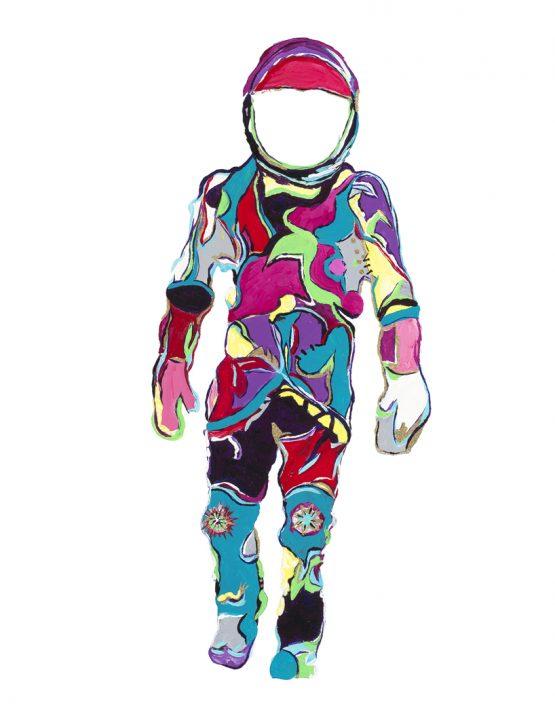 Brendan-Murphy-boonji-Spaceman-3-artig-Galerie-Muenchen