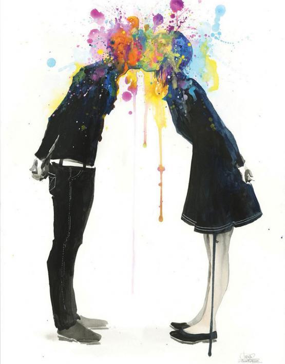 Big-bang-kiss-Lora-Zombie-Bild-artig